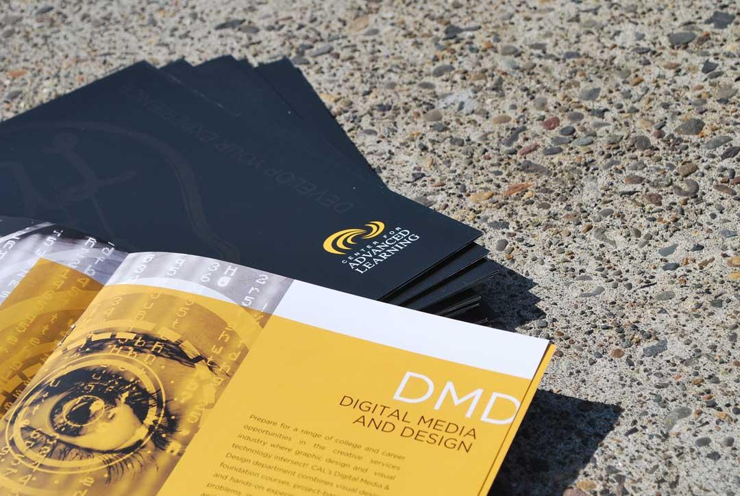 CAL Recruitment Folder Brochure