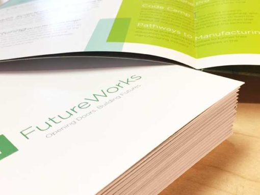 FutureWorks Folder Brochure